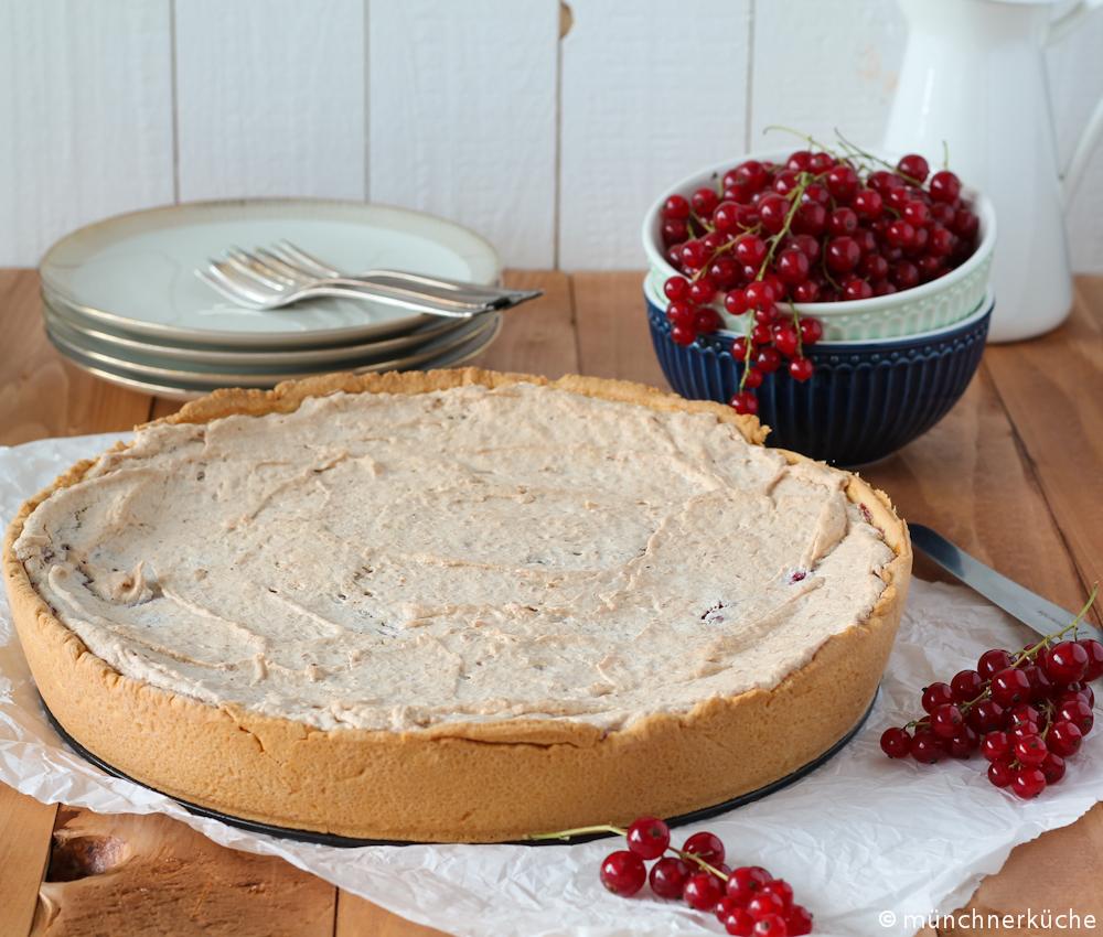 Johannisbeerkuchen Oder Der Weltbeste Traubleskuchen Munchner Kuche
