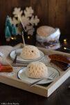 Weihnachtliches Lebkuchenparfait