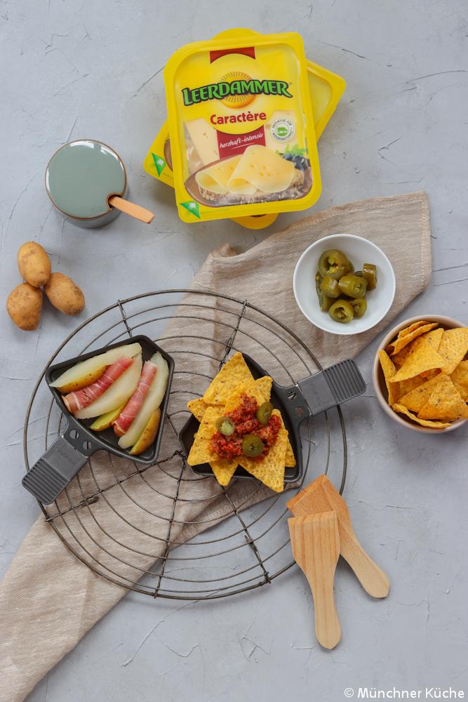 Welcher käse für raclette