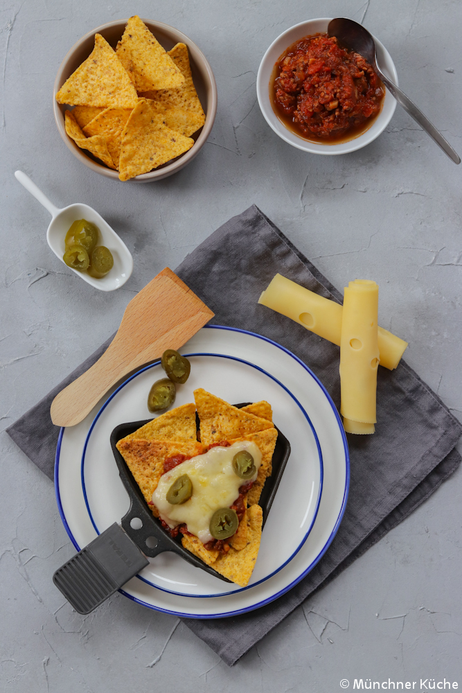 Raclette geht auch perfekt zur Vorspeise.