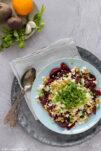 Orientalischer Rote Bete Salat.